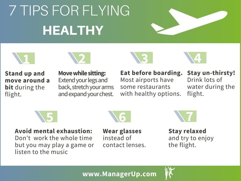 healthy flying