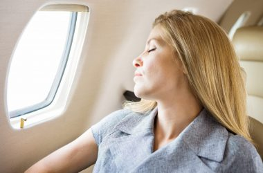 effects on flying on the human body